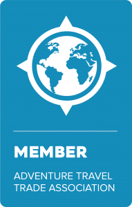 Member Badge for Adventure Travel Trade Association